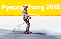 13.02.2018, Jeongseon Alpine Centre, Pyeongchang, KOR, PyeongChang 2018, Ski Alpin, Herren, Kombination, im Bild Filip Zubcic (CRO) // Filip Zubcic of Croatia during the Mens Ski Men's Alpine Combined of the Pyeongchang 2018 Winter Olympic Games at the Jeongseon Alpine Centre in Pyeongchang, South Korea on 2018/02/13. EXPA Pictures © 2018, PhotoCredit: EXPA/ Johann Groder