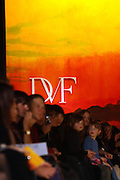 Atmosphere at The 2009 Diane Von Furstenbeg Fall Fashion Show held at the Tent in  Bryant Park in New York City, NY