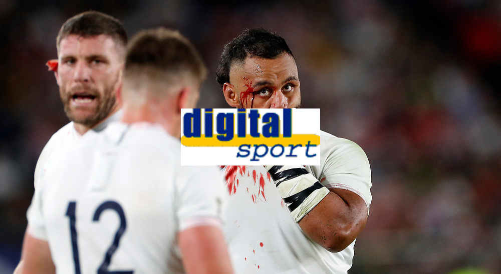 Rugby Union - 2019 Rugby World Cup - Final: England vs. South Africa<br /> <br /> Billy Vunipola of England at International Stadium, Yokohama.<br /> <br /> COLORSPORT/LYNNE CAMERON
