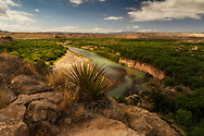 Big Bend National Park,Boquillas Canyon