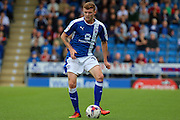 Chesterfield midfielder Dion Donohue (19) during the EFL Sky Bet League 1 match between Chesterfield and Northampton Town at the Proact stadium, Chesterfield, England on 17 September 2016. Photo by Aaron  Lupton.