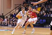 Cile 21/07/2011<br /> Campionato Mondiale Femminile U19<br /> Italia-Egitto<br /> nella foto: Chiara Zanin<br /> foto ciamillo-castoria