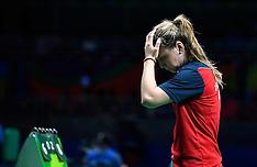 20160913 Paralympics Rio 2016 - Bordtennis Sophie Walløe bronzekamp