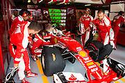 July 21-24, 2016 - Hungarian GP, Sebastian Vettel (GER), Ferrari