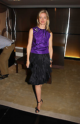 LADY HELEN TAYLOR at a book signing by footballer Andriy Shevchenko of his book Sheva held at Armani Casa, Bond Street, London on 20th September 2006.<br /><br />NON EXCLUSIVE - WORLD RIGHTS