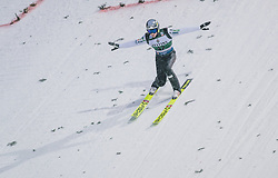 19.01.2020, Hochfirstschanze, Titisee Neustadt, GER, FIS Weltcup Ski Sprung, im Bild Peter Prevc (SLO) // Peter Prevc of Slovenia during the FIS Ski Jumping World Cup at the Hochfirstschanze in Titisee Neustadt, Germany on 2020/01/19. EXPA Pictures © 2020, PhotoCredit: EXPA/ JFK
