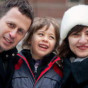 Katalina, Sascha and Daniel