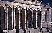 Volubilis, Roman Ruins, Morocco