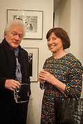 HOMER SYKES; PATRICIA CANTWELL, Ossie Clark: The King of The King's Road Reigns Again . Mixed exhibition of photographs of Ossie Clark inc pictures by Terry O Neill, Homer Sykes and Neil Libbert, Proud Chelsea, King's Rd. London. 20 February 2013.
