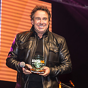 NLD/Amsterdam/20190208- 100% NL Awards  2019, Marco Borsato wint de Award voor meest gedraaide artiest