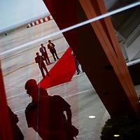 VENEZUELAN POLITICS / POLITICA EN VENEZUELA<br /> Simon Bolivar International Airport Maiquetia - Venezuela 2008 / Aereopuerto Internacional Simon Bolivar de Maiquetia, Estado Vargas - Venezuela 2008<br /> (Copyright © Aaron Sosa)