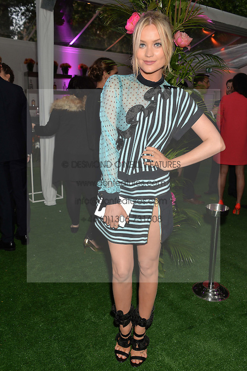 LAURA WHITMORE at the Glamour Women of The Year Awards in Association with Next held in Berkeley Square Gardens, Berkeley Square, London on 3rd June 2014.