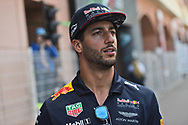 Daniel Ricciardo of Red Bull Racing during the practice session for the 2017 Monaco Formula One Grand Prix at the Circuit de Monaco, Monte Carlo<br /> Picture by EXPA Pictures/Focus Images Ltd 07814482222<br /> 25/05/2017<br /> *** UK & IRELAND ONLY ***<br /> <br /> EXPA-EIB-170525-0003.jpg