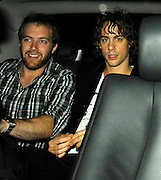 17.09.2007. LONDON<br /> <br /> RAZORLIGHT FRONTMAN JOHNNY BORRELL AND FRIENDS LEAVING MAHIKI NIGHT CLUB IN MAYFAIR, LONDON, UK.<br /> BYLINE: EDBIMAGEARCHIVE.CO.UK*THIS IMAGE IS STRICTLY FOR UK NEWSPAPERS AND MAGAZINES ONLY**FOR WORLD WIDE SALES AND WEB USE PLEASE CONTACT EDBIMAGEARCHIVE - 0208 954 5968*
