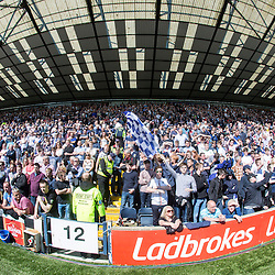 Kilmarnock v Falkirk, second leg, Scottish Premiership play-off final