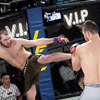 Miro Jurkovic vs. Kevin Del