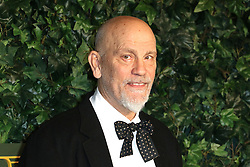 © Licensed to London News Pictures. 13/11/2016. London, UK, John Malkovich, Evening Standard Theatre Awards, Photo credit: Richard Goldschmidt/LNP