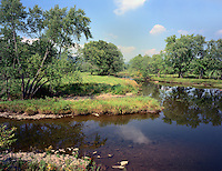 Indian Stream, near Pittsburg, NH