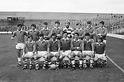 19.09.1971 Footbal Under 21 Final Cork Vs Fermanagh.Cork Team