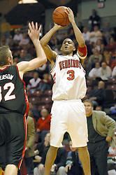 Dana Ford<br /> <br /> Illinois State University Redbird Men's Basketball