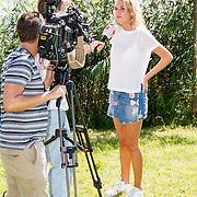 NLD/Muiden/20160825 - Perspresentatie deelnemers Expeditie Robinson 2016, Jessie Jazz Vuijk