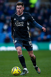 Harvey Barnes of Leicester City - Mandatory by-line: Robbie Stephenson/JMP - 19/01/2020 - FOOTBALL - Turf Moor - Burnley, England - Burnley v Leicester City - Premier League
