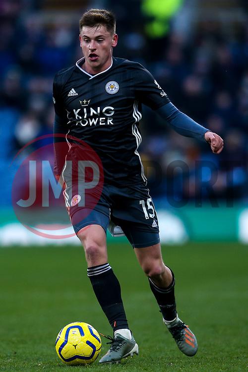 Harvey Barnes of Leicester City - Mandatory by-line: Robbie Stephenson/JMP - 19/01/2020 - FOOTBALL - Turf Moor - Burnley, England - Burnley v Leicester City - Premier League