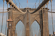 Brooklin bridge, New York, USA