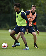 Training FC Anderlecht - 4 Sept 2017
