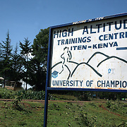 The recent post-election violence in Kenyan disrupted many runners training programs, but they are now back in training for the upcoming Olympic games in China and other international events.