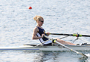 Eton, United Kingdom.  Imogen WALSH, competing in the Women's Lightweight Single Sculls  Sat. time trial.  2011 GBRowing Trials, Dorney Lake. Saturday  16/04/2011  [Mandatory Credit; Peter Spurrier/Intersport-images] Venue For 2012 Olympic Regatta and Flat Water Canoe events.