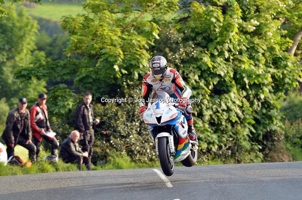 #1 John McGuinness Honda Valvoline Racing by Padgett's M/cycles