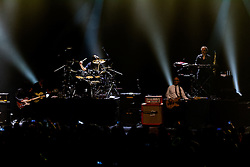 LOS ANGELES, CA - MAY 29: Legendary Mexican Rock band Caifanes performed an impressive show at the Nokia Theatre L.A. Live on 29 May, 2015 in Los Angeles, California. Byline, credit, TV usage, web usage or linkback must read SILVEXPHOTO.COM. Failure to byline correctly will incur double the agreed fee. Tel: +1 714 504 6870.