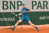 Kyle Edmund French Open 2018