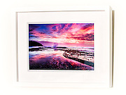 Mirrored Dawn - Tamarama &ndash; Ex exhibition work. One only available. 8x12&rdquo; signed print on Fujicolor Pearl metallic paper. Mounted on 2mm aluminium composite. White box frame with white mattboard, UV acrylic &amp; D-ring hangers. Outside frame dimensions 350 x 450 x 38mm. Clearance price $129 incl GST &amp; free delivery in Sydney metro area. Add $30 delivery elsewhere in Australia. <br /> <br /> Inspection can be arranged before purchase in Sydney metro area.<br /> <br /> Order by email to orders@GirtBySeaPhotography.com<br /> <br /> Link to original image:<br /> http://girtbyseaphotography.photoshelter.com/gallery-image/Tamarama/G00006MZ7ZJyzcaM/I0000kfOG2zH1c0c/C0000vTXfzDGo.Ko