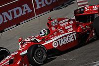 Dario Franchitti, Honda Indy Toronto, Streets of Toronto, Toronto Ontario, CAN 7/10/2011