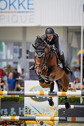 Russekoff Isabella, USA, Balou's Fly High<br /> Grand Prix Henders & Hazel <br /> CSI2* Knokke 2019<br /> © Dirk Caremans<br /> Russekoff Isabella, USA, Balou's Fly High