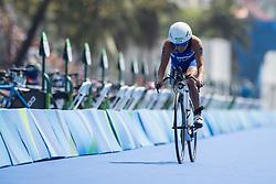 LILJA Liisa, FIN, Para-Triathlon, PT2 at Rio 2016 Paralympic Games, Brazil