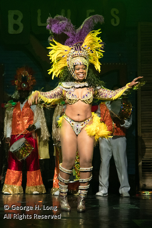 """WDSU 2016 Fall Premiere Party, """"Viva la Carnival"""", at the House of Blues, New Orleans, August 4, 2016"""