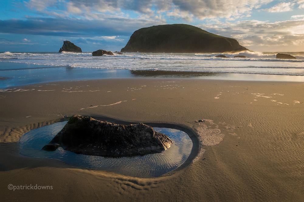 Islands redux — Brookings, Oregon