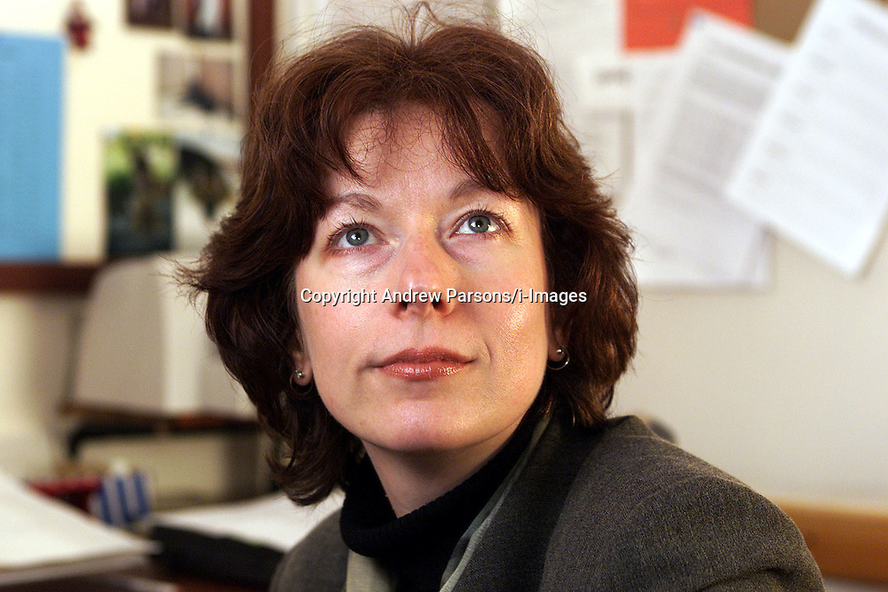 Feature on Jane Still, Deputy head at Rosemary Musker High School, Thetford, Norfolk..Photo by Andrew Parsons/i-Images.All Rights Reserved ©Andrew Parsons/i-images.See Instructions.