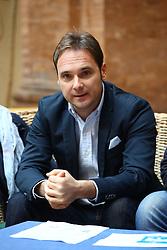 MATTEO FORNASINI<br /> CONFERENZA CENTRODESTRA ELEZIONI PROVINCIALI