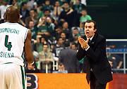 DESCRIZIONE : Atene Eurolega 2008-09 Quarti di Finale Gara 1 Panathinaikos Montepaschi Siena<br /> GIOCATORE : Simone Pianigiani<br /> SQUADRA : Montepaschi Siena<br /> EVENTO : Eurolega 2008-2009<br /> GARA : Panathinaikos Montepaschi Siena<br /> DATA : 24/03/2009<br /> CATEGORIA : ritratto<br /> SPORT : Pallacanestro<br /> AUTORE : Agenzia Ciamillo-Castoria/Action Images.gr<br /> Galleria : Eurolega 2008-2009<br /> Fotonotizia : Siena Eurolega 2008-09 Panathinaikos Montepaschi Siena<br /> Predefinita :