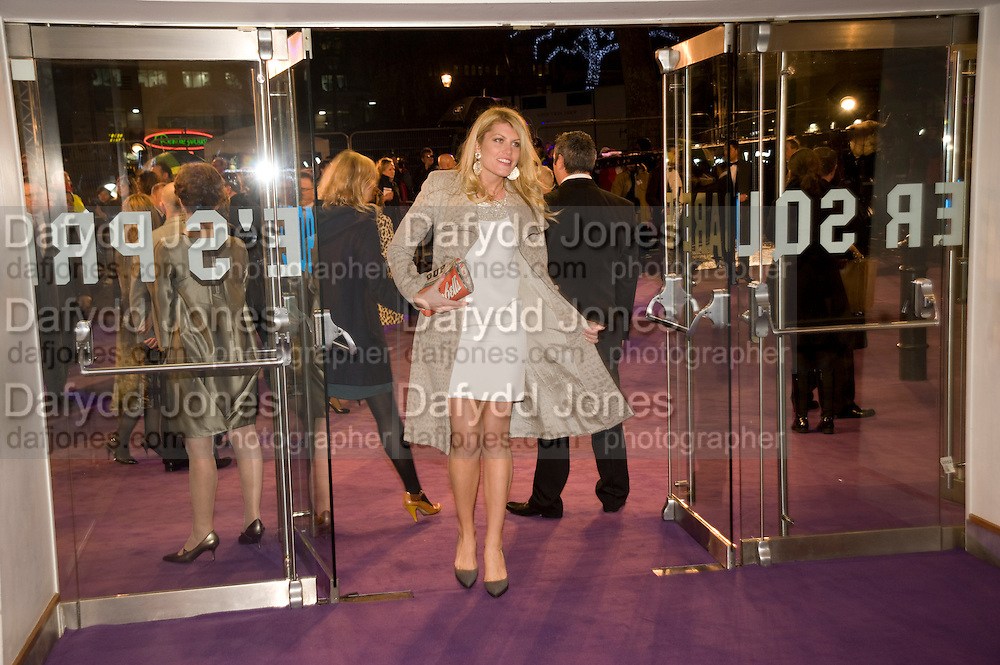 MEREDITH OSTRON, The World Premiere of Young Victoria in aid of Children in Crisis and St. John Ambulance. Odeon Leicesgter Sq. and afterwards at Kensington Palace. 3 March 2009 *** Local Caption *** -DO NOT ARCHIVE -Copyright Photograph by Dafydd Jones. 248 Clapham Rd. London SW9 0PZ. Tel 0207 820 0771. www.dafjones.com<br /> MEREDITH OSTRON, The World Premiere of Young Victoria in aid of Children in Crisis and St. John Ambulance. Odeon Leicesgter Sq. and afterwards at Kensington Palace. 3 March 2009