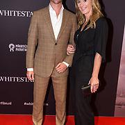 NLD/Amsterdam/20191008 - Premiere Whitestar met Britt Dekker, Hugo Kennis en partner