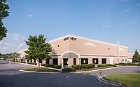 Exterior Image of Ballenger Commerce Center in Frederick Maryland by Jeffrey Sauers of Commercial Photographics, Architectural Photo Artistry in Washington DC, Virginia to Florida and PA to New England