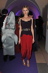 JACQUETTA WHEELER at The Surrealist Ball in aid of the NSPCC in association with Harpers Bazaar magazine held at the Banqueting House, Whitehall, London on 17th March 2011.