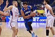 DESCRIZIONE : Berlino Eurobasket 2015 Group B Serbia Italia Serbia Italy<br /> GIOCATORE :&nbsp;Alessandro Gentile<br /> CATEGORIA : nazionale maschile senior A<br /> GARA : Berlino Eurobasket 2015 Group B Serbia Italia Serbia Italy<br /> DATA : 10/09/2015<br /> AUTORE : Agenzia Ciamillo-Castoria