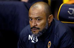 Wolverhampton Wanderers manager Nuno - Mandatory by-line: Robbie Stephenson/JMP - 12/09/2017 - FOOTBALL - Molineux - Wolverhampton, England - Wolverhampton Wanderers v Bristol City - Sky Bet Championship