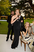 POLLY MORGAN AND KIM HERSOV, Raisa Gorbachev Foundation Party, at the Stud House, Hampton Court Palace on June 7, 2008 in Richmond upon Thames, London,Event hosted by Geordie Greig and is in aid of the Raisa Gorbachev Foundation - an international fund fighting child cancer.  7 June 2008.  *** Local Caption *** -DO NOT ARCHIVE-© Copyright Photograph by Dafydd Jones. 248 Clapham Rd. London SW9 0PZ. Tel 0207 820 0771. www.dafjones.com.